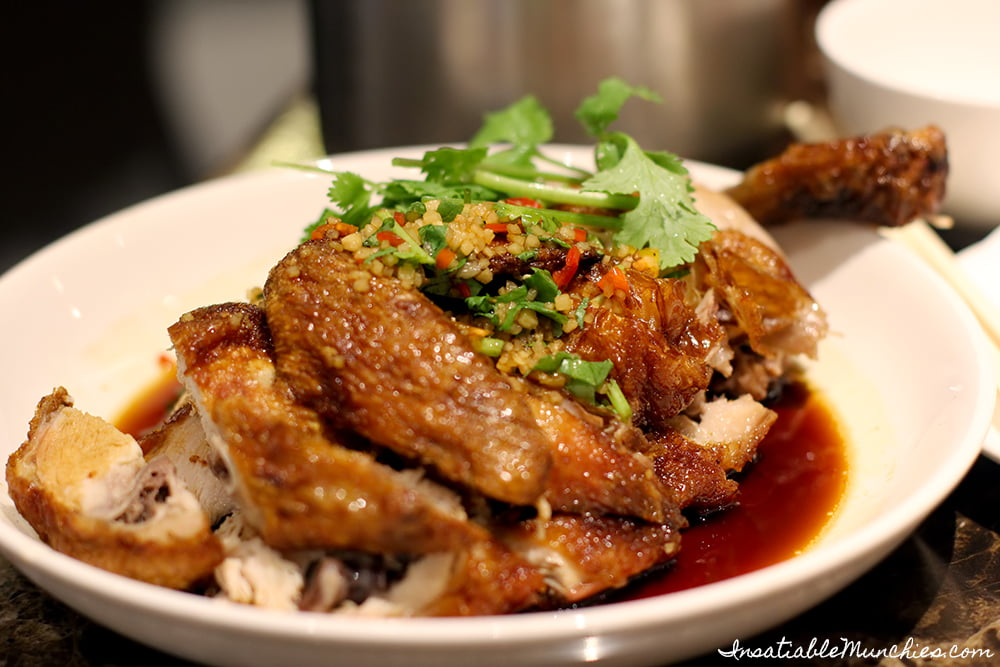 Shandong Chicken from Hong Kong Recipe, Eastwood