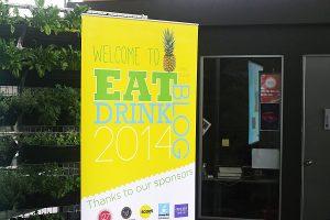 Eat Drink Blog Conference Banner