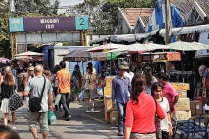Chatuchak Markets