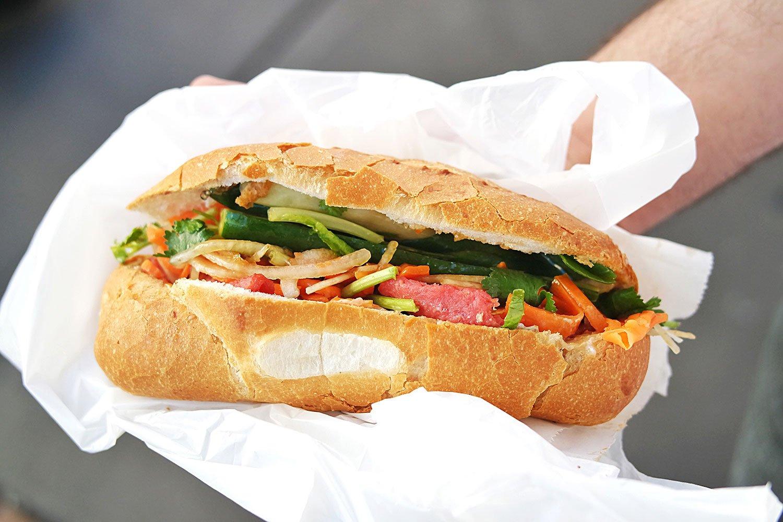 Pork roll from Marrickville Pork Roll