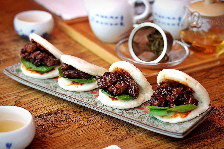 Wagyu Beef Tacos from Pu'er in Waterloo, $16