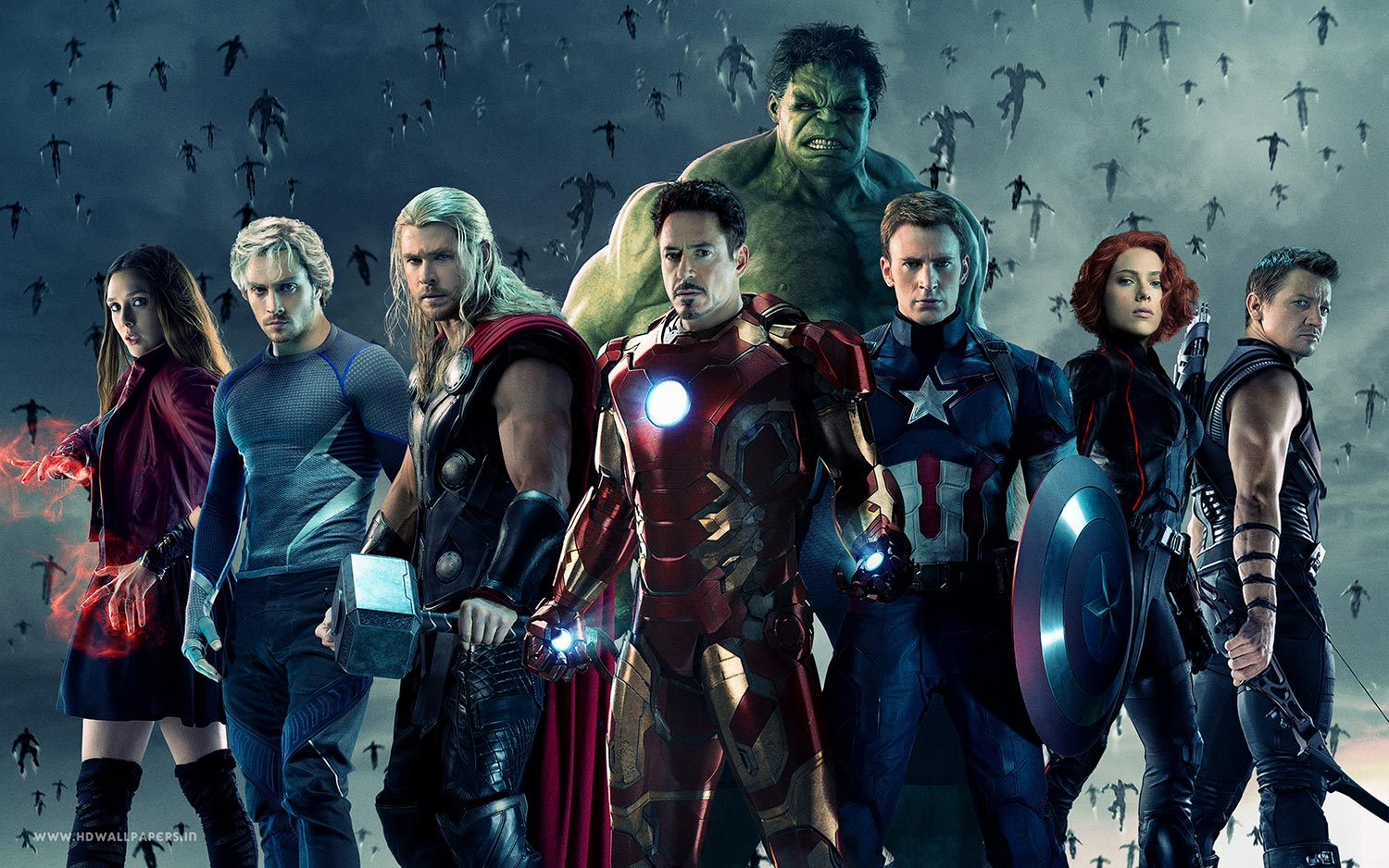 A Review of The Avengers: The Age of Ultron