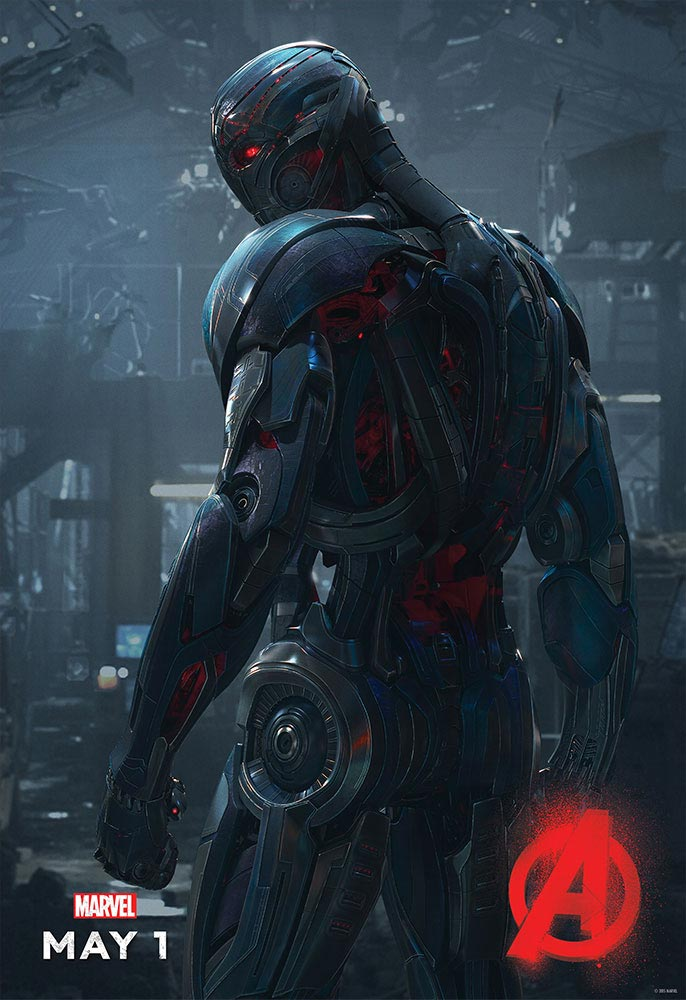 Movie review of The Avengers: The Age of Ultron