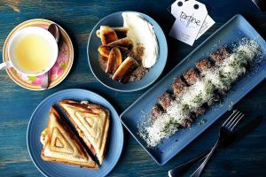 Restaurant Review by Insatiable Munchies of Tartine, in Mascot.
