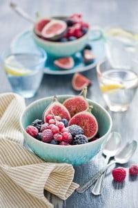 Photography inspiration - bowl of fruit