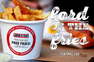 Review of the Lord of the Fries, Ultimo