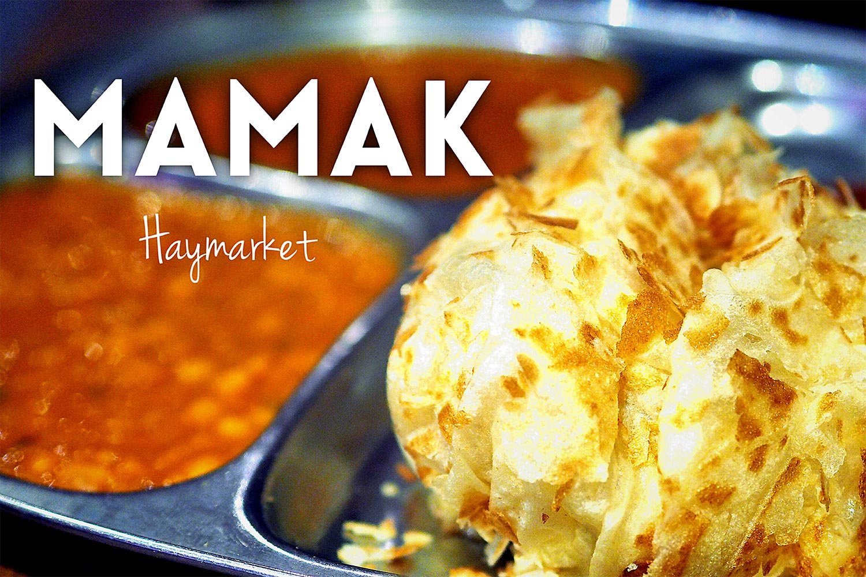 Mamak, Haymarket, Sydney Food Blog Review by Tammi Kwok