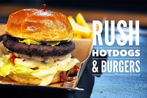 Review of Rush Hotdogs and Burgers in Surry Hills