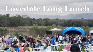 Review of Lovedale Long Lunch by Sydney Food Blog Insatiable Munchies