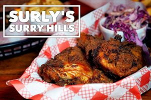 Sydney Food Blog Review of Surly's, Surry Hills