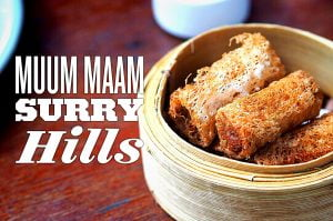 Sydney Food Blog Review of Muum Maam, Surry Hills