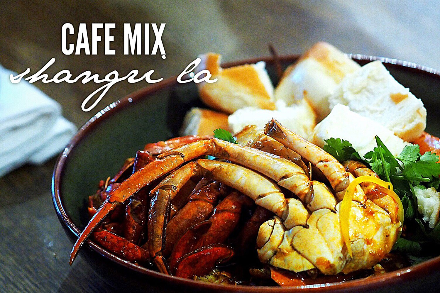 Sydney Food Blog Review of Cafe Mix, Shangri La
