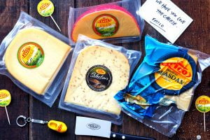 Sydney Food Blog Review of Frico Cheese