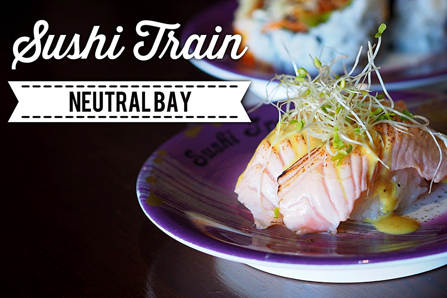 Sydney Food Blog Review of Sushi Train, Neutral Bay