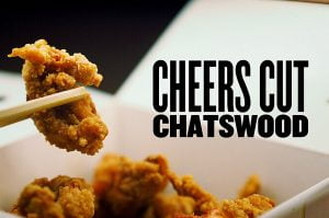 Sydney Food Blog Review of Cheers Cut, Chatswood