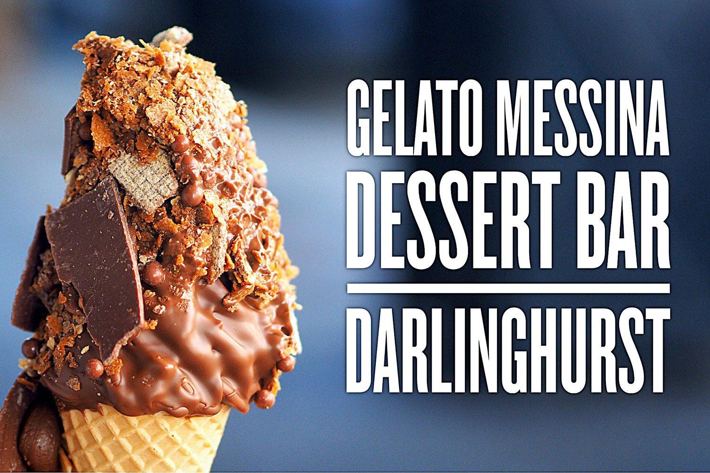 Sydney Food Blog Review of Gelato Messina, Darlinghurst