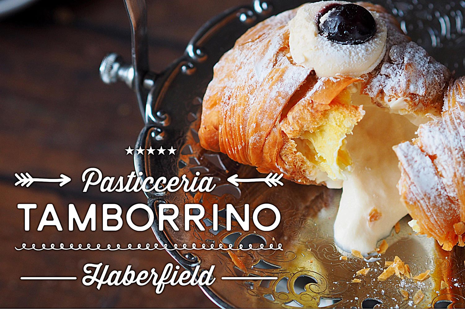 Sydney Food Blog Review of Pasticceria Tamborrino, Five Dock
