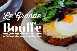Sydney Food Blog Review of Le Grande Bouffe, Rozelle