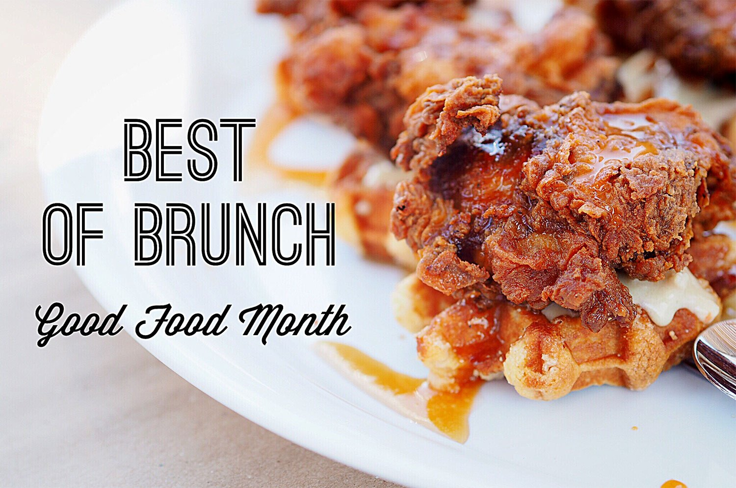 Sydney Food Blog Review of Best of Brunch, SMH Good Food Month 2015