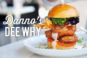 Sydney Food Blog Review of Danno's, Dee Why