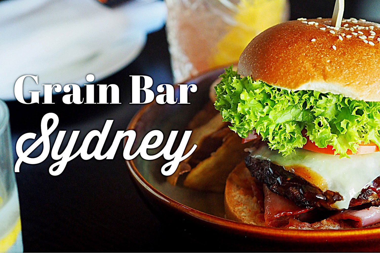 Grain Bar, Four Seasons, Sydney. Sydney Food Blog Review