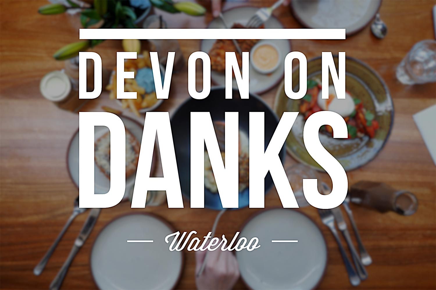 Devon on Danks, Waterloo. Sydney Food Blog Review