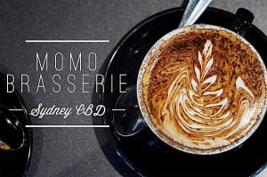 Momo Brasserie Review. Sydney Food Blog Review