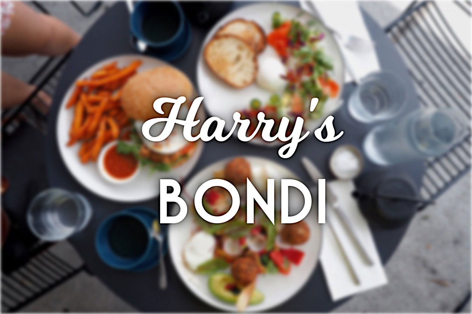 Sydney Food Blog Review of Harry's, Bondi.