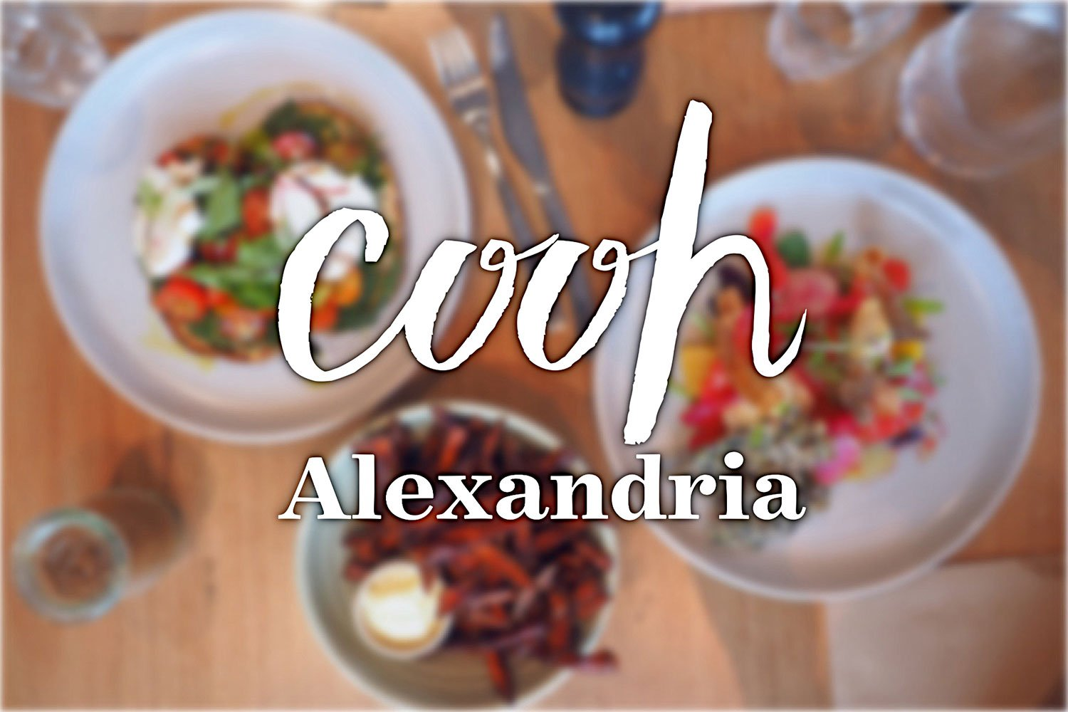 Sydney Food Blog Review of COOH, Alexandria