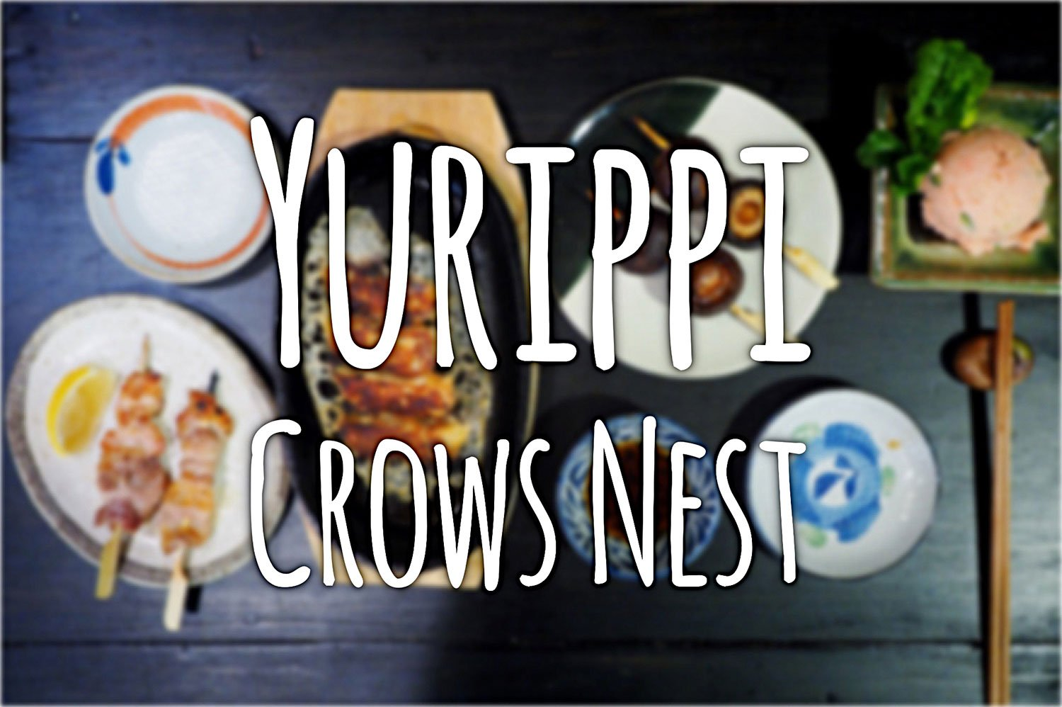 Yurippi, Crows Nest. Sydney Food Blog Review