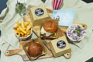 Sydney Food Blog Review of Chur Burger, Domestic Airport