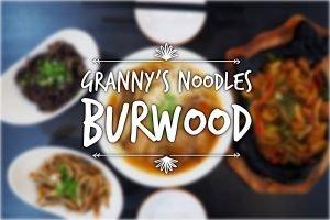 Sydney Food Blog Review of Granny's Noodles, Burwood