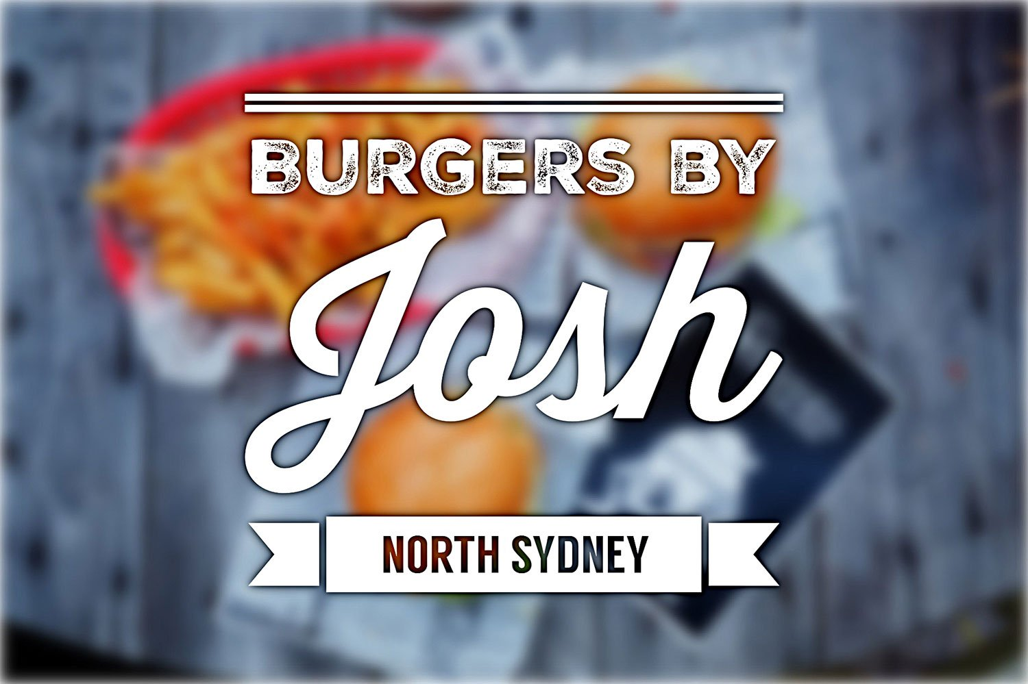 Sydney Food Blog Review of Burgers by Josh, North Sydney