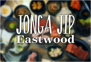 Sydney Food Blog Review of Jonga Jip, Eastwood