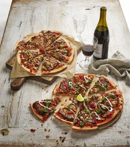 Review of Simply Better Range from Crust Gourmet Pizza